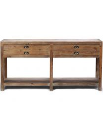 Lowden Recycled Pine Console Table