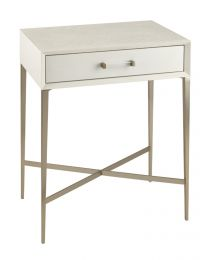 Rv Astley Dana White Side Table