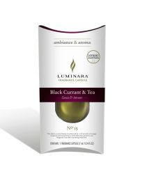 Luminara Blackcurrant & Tea Fragrance Pod