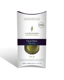 Luminara Fig & Moss Fragrance Pod
