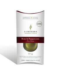Luminara Rose & Peppercorn Fragrance Pod