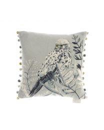 BIRD OF PREY CUSHION 43cm x 43cm