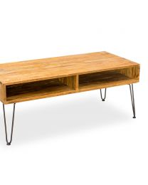 Belsay Retro Hairpin Coffee Table