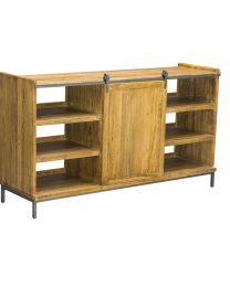 Rothbury Re-Engineered Sideboard With Sliding Barn Door