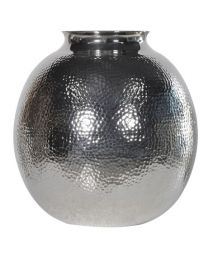 Large Dangola Hammered Vase