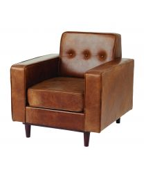 Retro Buttons Chair