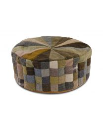 Pizza Pouffe Footstool