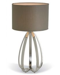RV Astley Abbot Nickel Table Lamp