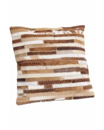 Tiago Animal Hide Homestead Cushion