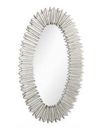 RV Astley Tulla Oval Mirror