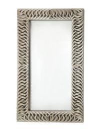 RV Astley Louen Silver Leaf Finished Mirror