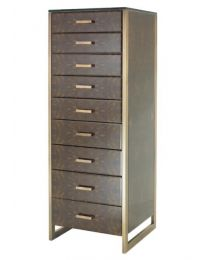 RV Astley Eman Tall Boy Multi Drawer Chest