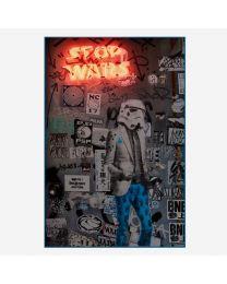 Andrew Martin Neon - Stop Wars
