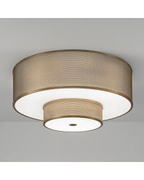 Chelsom Arcade Two Tier Ceiling Light