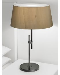 Chelsom Berlin Table Lamp Black Bronze