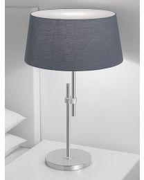Chelsom Berlin Table Lamp Chrome