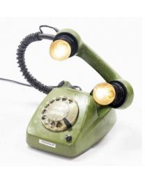 Retro Telephone Table Lamp