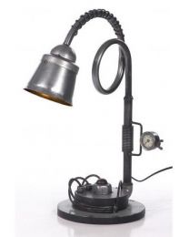 Posable Neck Vintage Table Lamp