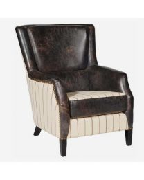 Andrew Martin Chelsea Chair Ticking