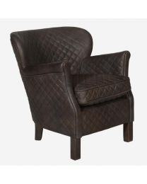 Andrew Martin Harrow Chair Quilted