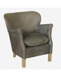 Andrew Martin Harrow Chair Studded