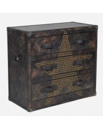 Andrew Martin Howard Star Chest Of Drawers