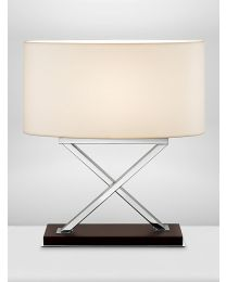 Chelsom Crossover Table Lamp