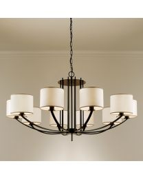 Chelsom Glasgow Ceiling Light 10