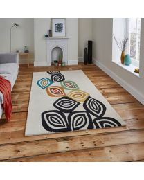 Inaluxe Colour Fall Desginer Rug