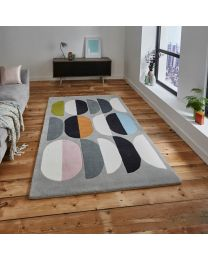 Inaluxe Composition Designer Rug