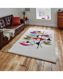 Inaluxe Shipping News Designer Rug