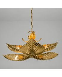 Chelsom Palm Ceiling Light