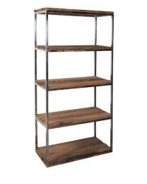 Railway Sleeper Shelf Unit