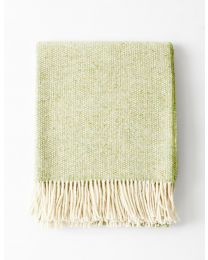 Tweed Emphasize Blanket -Apple