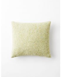 Tweed Emphasize Cushion – Apple Green