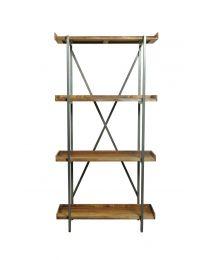 Matfen Living Edge Tall Shelf