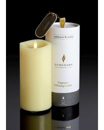 Luminara Fragranced Diffusing Candle With Remote