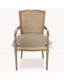 Marlborough Rock Grey Chair With Arms