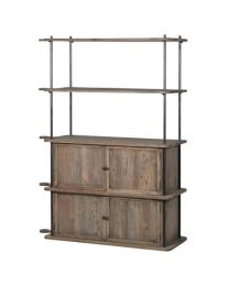 4 Tier Cupboards/Shelves Unit