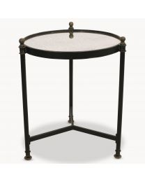 Brookby Round Side Table