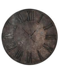 Huge Iron Wall Clock