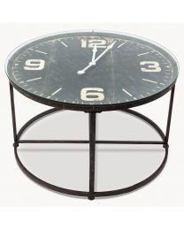 Fairfield Clock Coffee Table