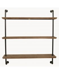 Fairfield Industrial Three Shelf Unit