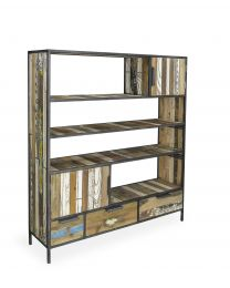 Embleton Evolve Bookshelves White
