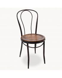 Woodcroft Metal Bistro Chair