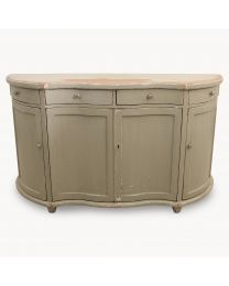 Bramley Sideboard With Four Doors And Drawers