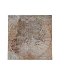 Vienna Reflective Atlas Wall Art