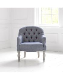 Daisy Buttoned Back Chair