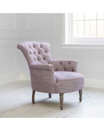 Elsie Quito Buttoned Back Chair
