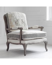Florence Enchanted Forest Stone Chair